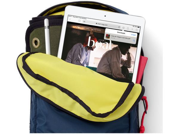 """Imagem de iPad Tela 10,2"""" 8ª Geração Apple Wi-Fi 32GB - Cinza-espacial"""