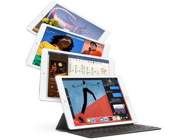 """Imagem de iPad Tela 10,2"""" 8ª Geração Apple Wi-Fi 32GB - Dourado"""