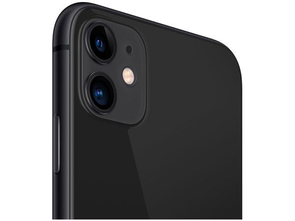 "Imagem de iPhone 11 Apple 128GB Preto 6,1"" 12MP iOS"