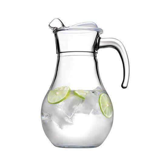 Imagem de Jarra em vidro com tampa Bistro 1,8lts - Pasabahçe