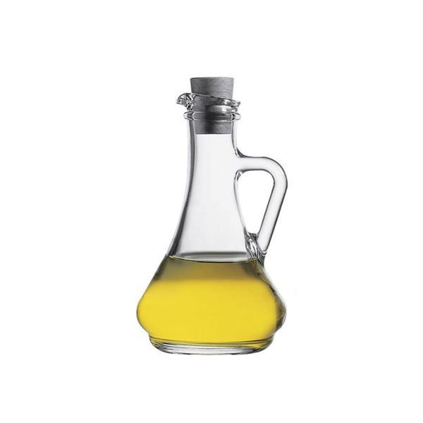Imagem de Jogo azeite e vinagre em vidro Pasabahce Olivia 2 peças