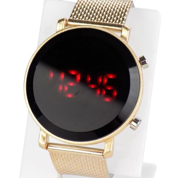 Imagem de Kit 2 Relógios Femininos LED