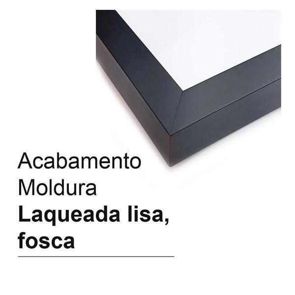 Imagem de Kit 3 Quadros Decorativos C/ Molduras Frases Motivacionais