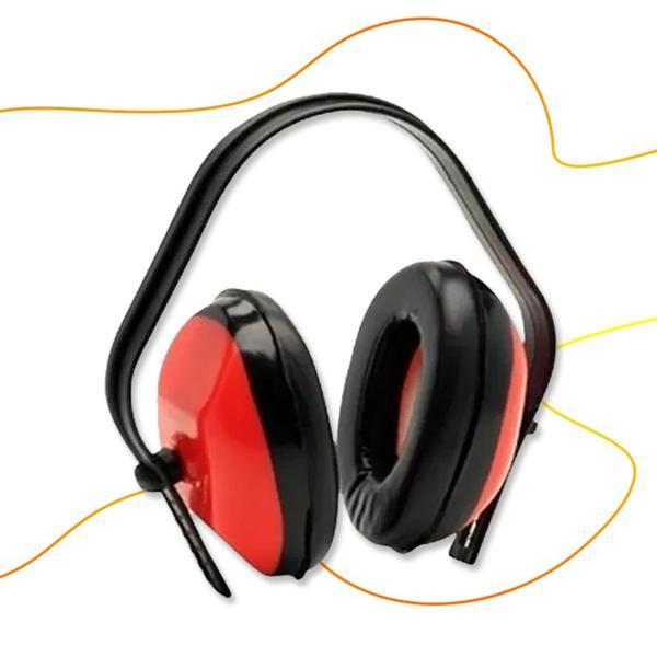 Imagem de Kit 4 Abafador De Ruído Tipo Concha Protetor Auricular Ouvido Epi