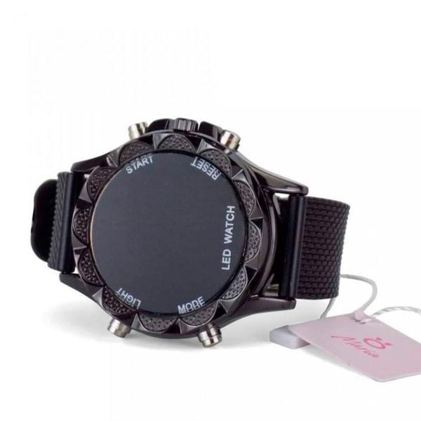 Imagem de Kit 4 Relógios Feminino LED
