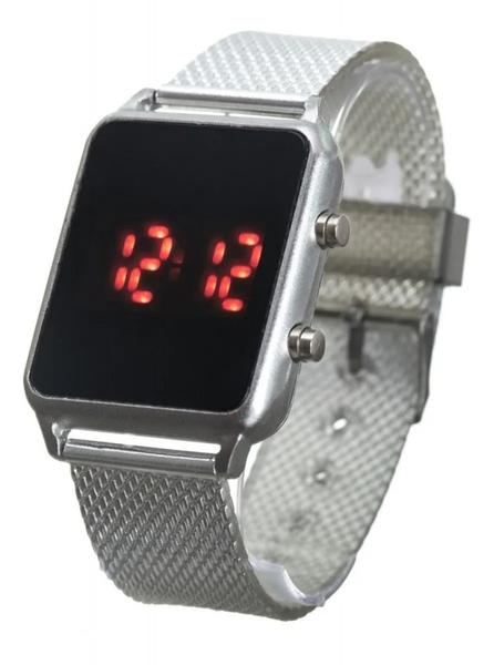 Imagem de Kit 4 Relógios Femininos Digitais em LED