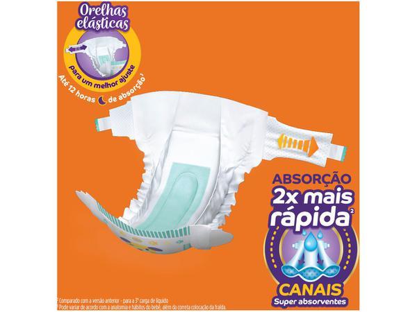 Imagem de Kit Fraldas Pom Pom Protek Proteção de Mãe - Tam. G 40 Und cada 4 Pacotes