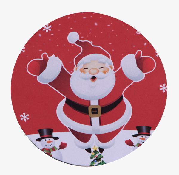 Imagem de Kit sousplat com 04 unidades- estampa natalina