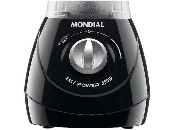 Imagem de Liquidificador Mondial Easy Power L-550 Preto