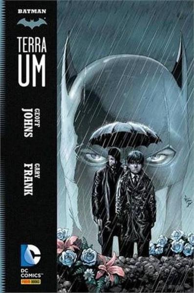 Imagem de Livro - Batman: Terra Um