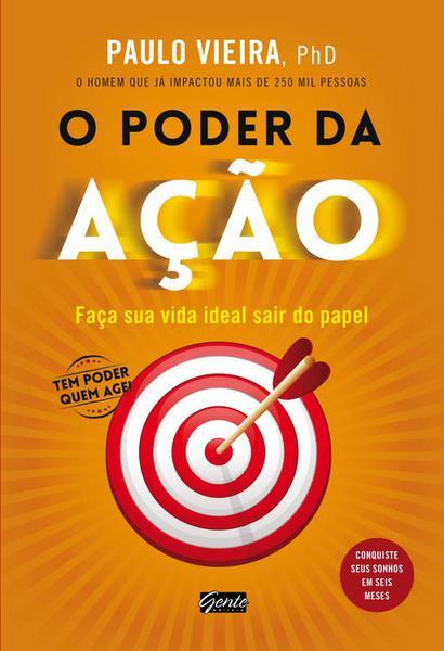 Imagem de Livro - O poder da ação