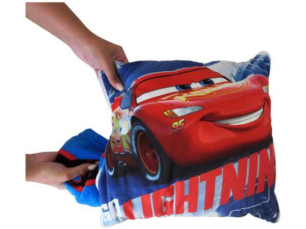 Imagem de Manta Juvenil Jolitex Microfibra Disney Carros