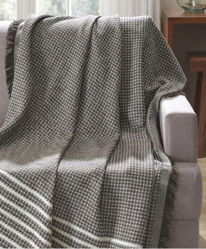Imagem de Manta Para Sofá 100% Algodão Genova Dohler Capa 1,5x2,1m G