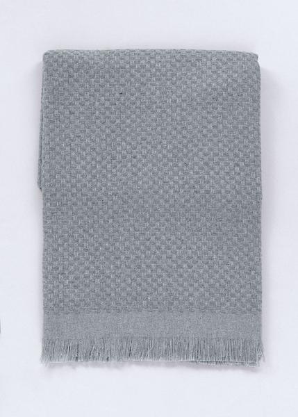 Imagem de Manta para Sofá Búzios 1.45 x 2.00m cor prata