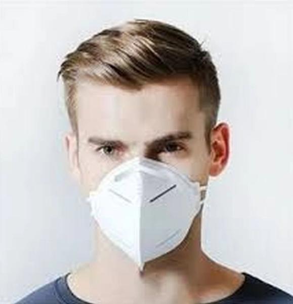 Imagem de Mascara KN 95 Kit 10 com clipe nasal