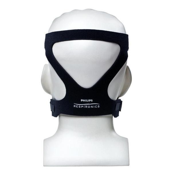 Imagem de Máscara para cpap bipap nasal comfort gel blue tam. p - phillips respironics