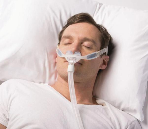 Imagem de Máscara para cpap bipap nasal nuance pro gel philips respironics