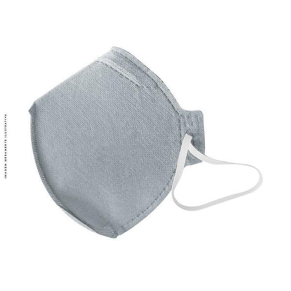 Imagem de Máscara Respiratória PFF2 N95 99,9% de Proteção