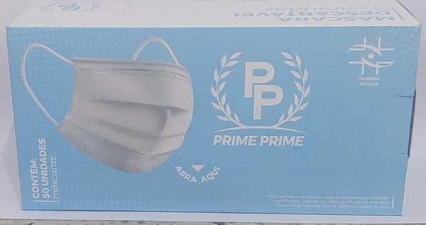 Imagem de Máscara tripla proteção Prime com 50