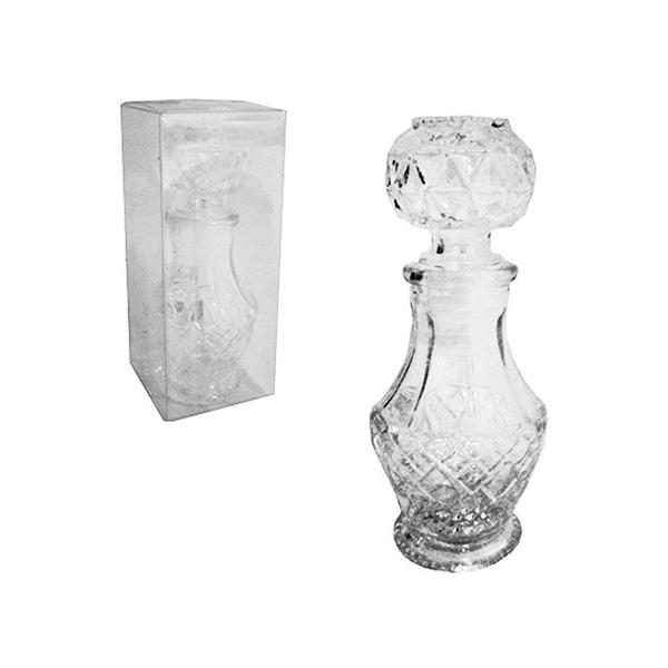 Imagem de Mini Garrafa De Vidro Licoreira Vintage Para Decoração