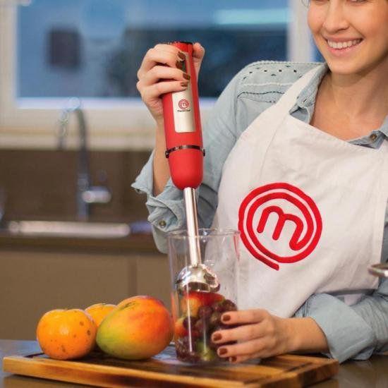 Imagem de Mixer de Mão Premium com Acessórios MI3001V 700W 127V Vermel