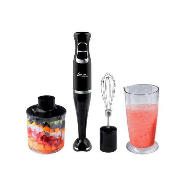 Imagem de Mixer e Triturador de Alimentos Lenoxx 600W 3 em 1