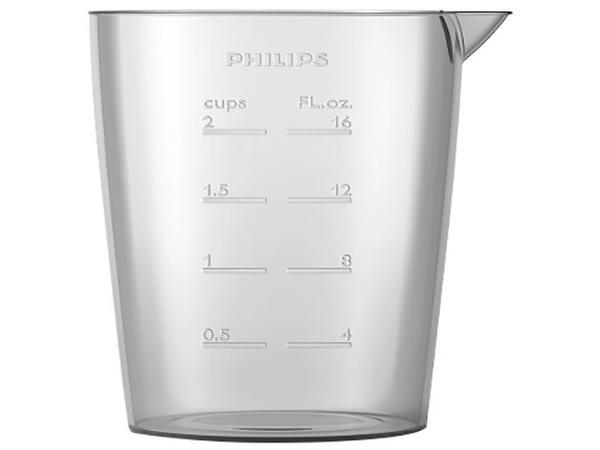 Imagem de Mixer Philips Walita 2 em 1 Preto 250W