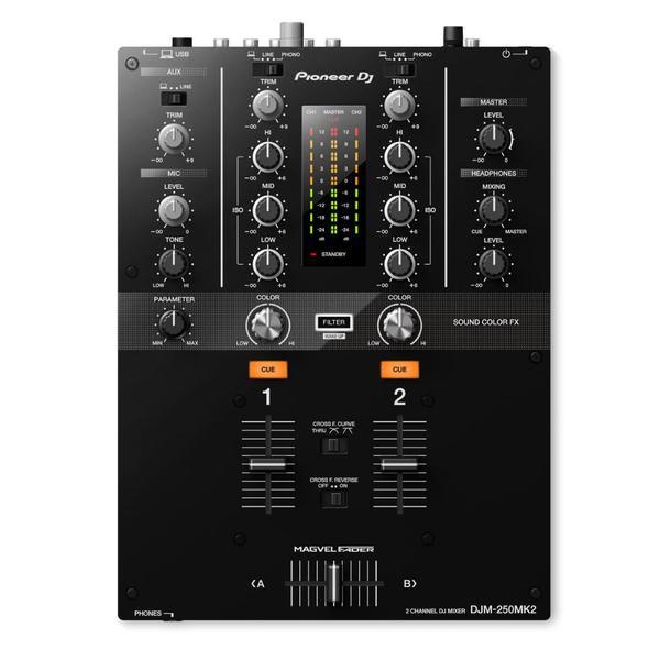 Imagem de Mixer Pioneer Djm 250k Mk2
