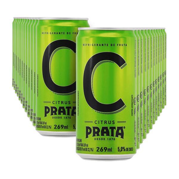 Imagem de Mixer Prata Citrus Lata 269ml - Pack com 24 unidades