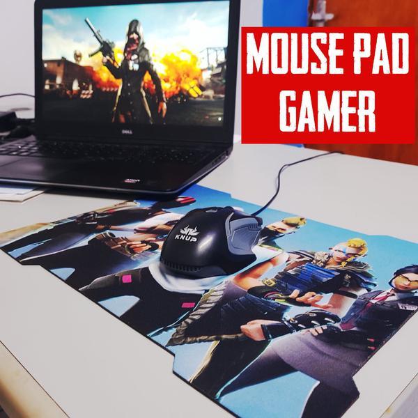 Imagem de Mouse Pad Gamer Sublimação 25 x 35 cm
