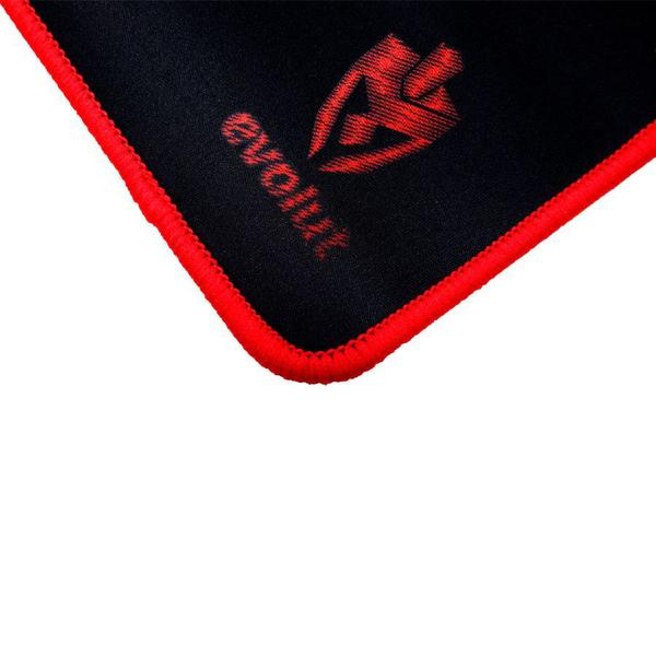 Imagem de Mousepad Gamer Evolut Base Emborrachada Borda Costurada Grande 70 x 30 cm Speed - EG-402