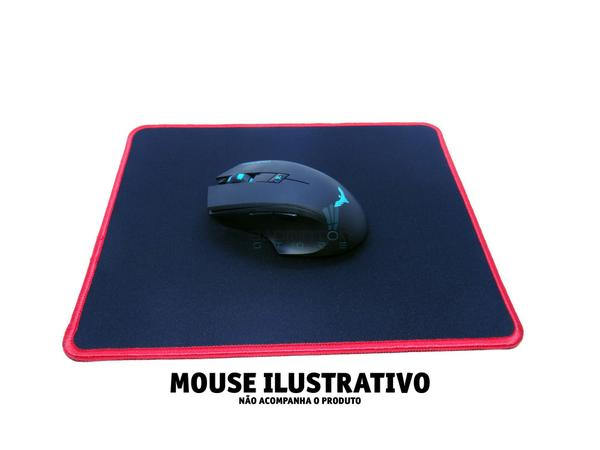 Imagem de Mousepad Gamer Speed Grande - Borda Costurada Premium 5mm