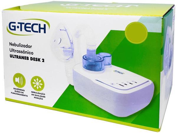 Imagem de Nebulizador Portátil G-Tech - NEBUDES2