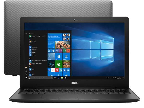 "Imagem de Notebook Dell Inspiron 15 3000 Intel Core i3 4GB - 128GB SSD 15,6"" LED Windows 10"