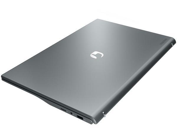 Imagem de Notebook Positivo Motion Gray Q4128C-S Intel Atom