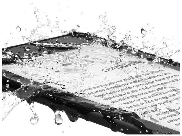 Imagem de Novo Kindle Paperwhite Amazon à Prova de Água