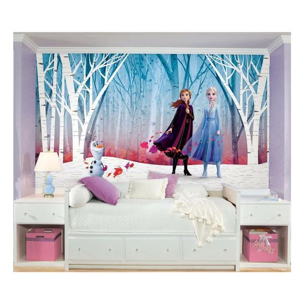 Imagem de Papel de Parede  Frozen Disney RMK11415M Painel