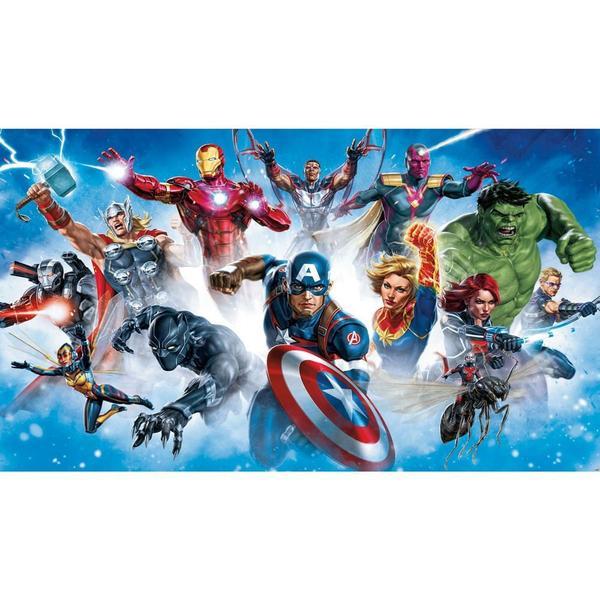 Imagem de Papel de Parede Herois Marvel  RMK11411M Painel