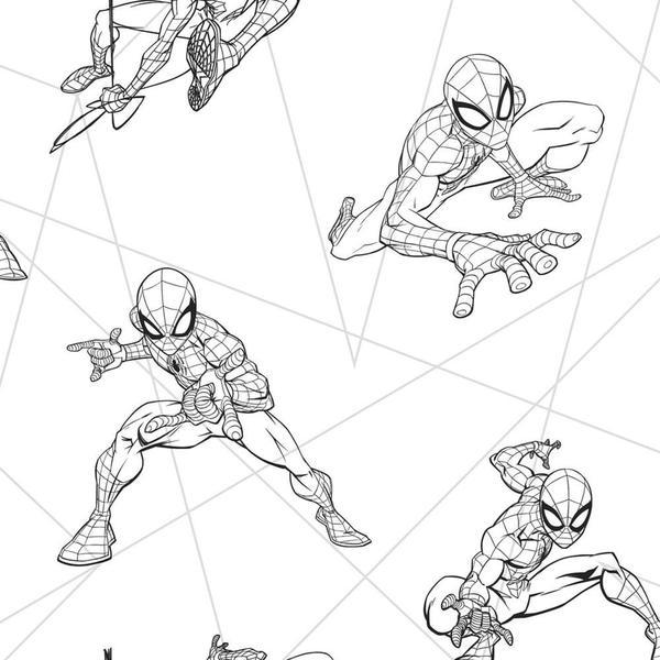 Imagem de Papel de Parede Marvel Homen -Aranha  DI0940 A