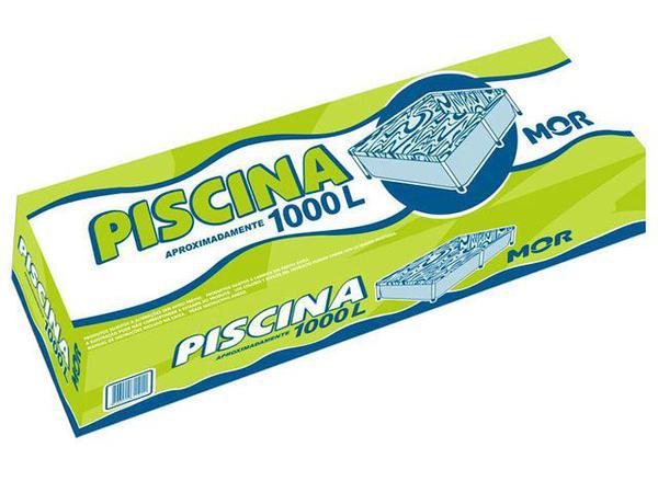Imagem de Piscina Mor 1000L Retangular - Infantil
