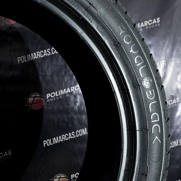Imagem de Pneu Aro 17 Royal Black 205/45 R17 Royal Performance
