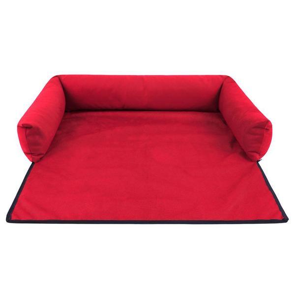Imagem de Protetor Sofá para Cachorro e Gato - Vermelho