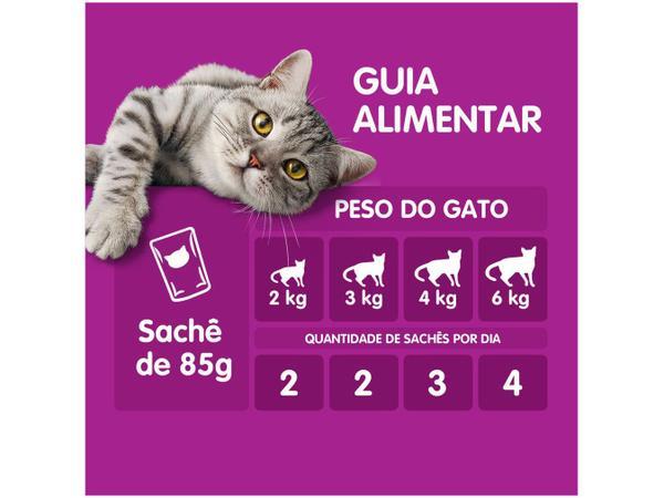 Imagem de Ração Úmida para Gato Adulto Sachê