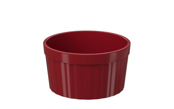 Imagem de Ramekin 220ml Vermelho Bold Uno Coza 9,7 x 5,2 cm