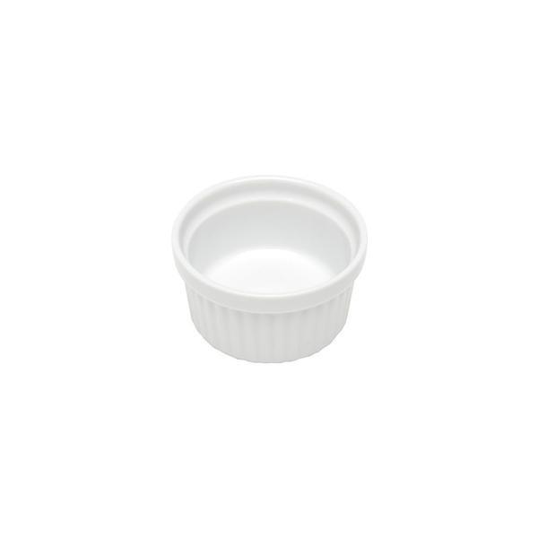 Imagem de Ramekin em porcelana Lyor Classic 6x4cm branco