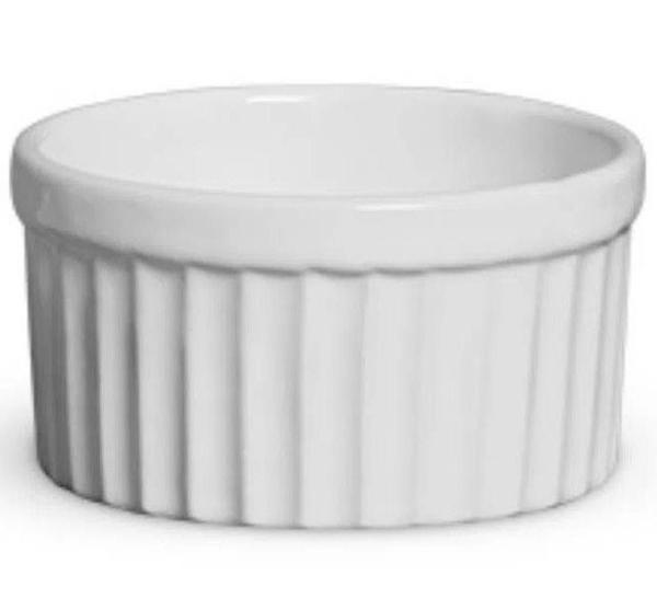 Imagem de Ramequim Ceramica 190ml Branco