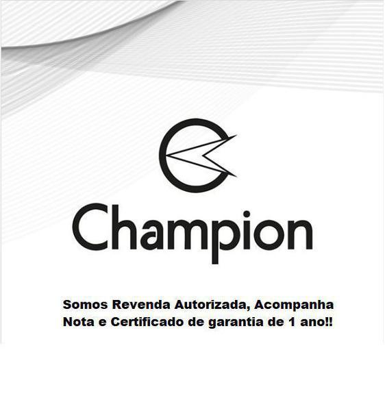 Imagem de Relógio Champion Feminino Dourado Original CN26377W Com Colar e Brincos