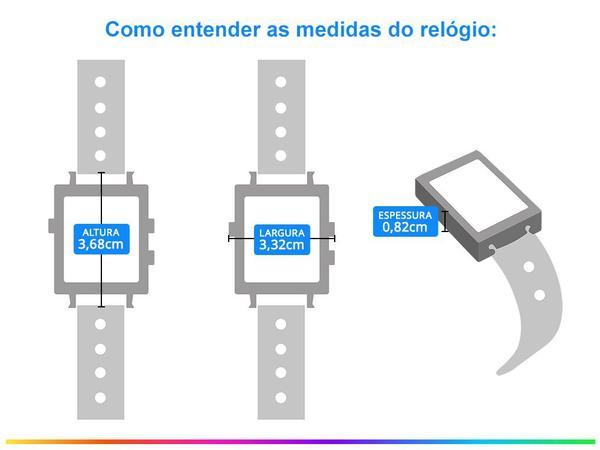 Imagem de Relógio Unissex Casio Digital Resistente à Água - A158WA-1DF Prata