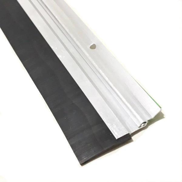 Imagem de Rodo De Proteção Para Porta Em Aluminio 80cm 90cm 100cm