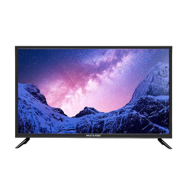 Imagem de Smart TV 43 Pol Multilaser TL024 Wi-Fi FHD USB HDMI Quad Core